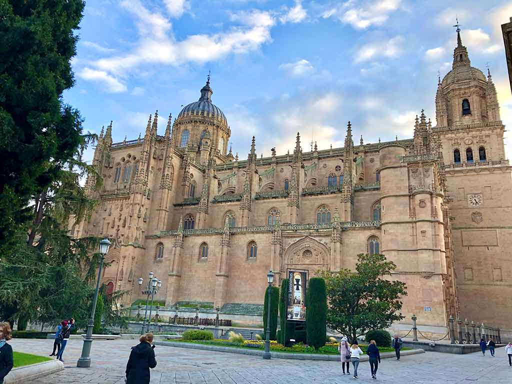 New Cathedral, Salamanca - by WOW Travel