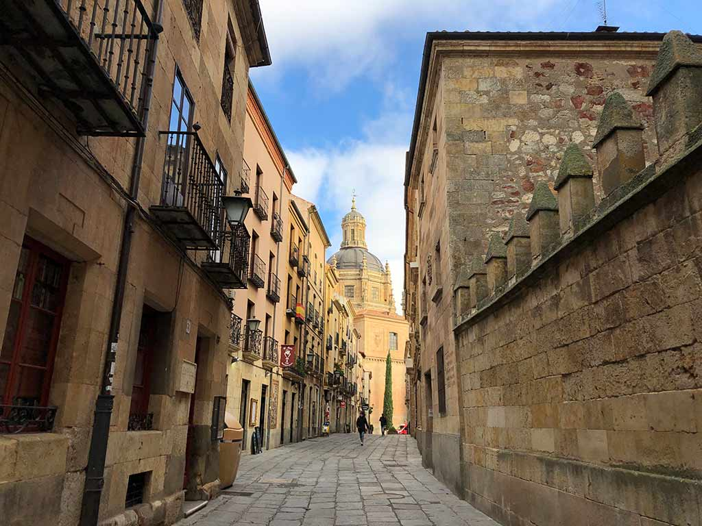 Old Town, Salamanca - by WOW Travel