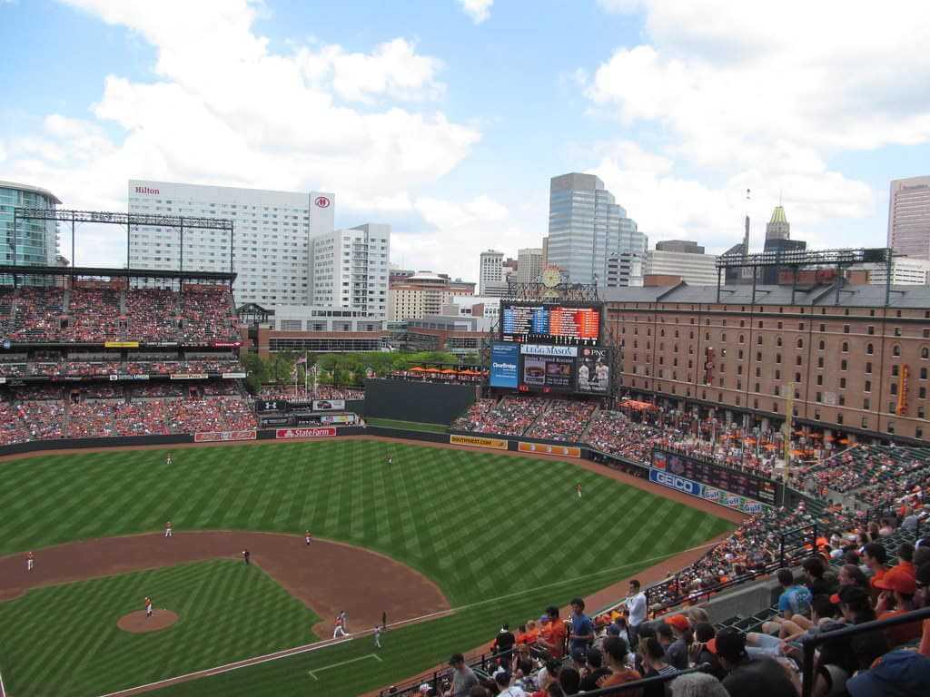 Oriole Park, Baltimore, USA - by Doug Kerr / flickr.com