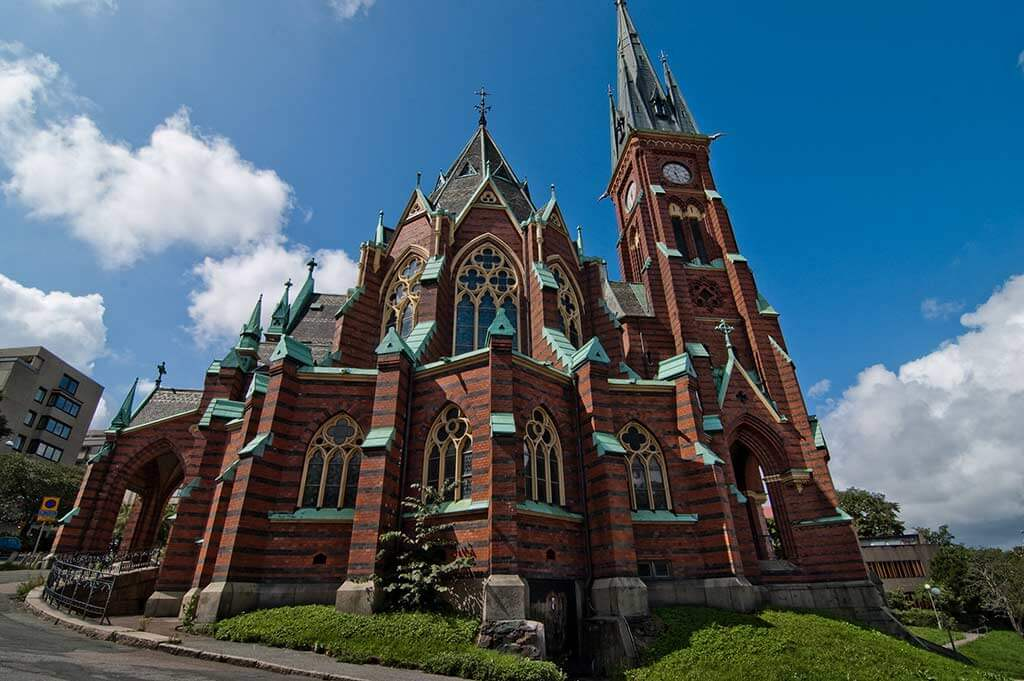 Oscar Fredrik Church, Gothenburg - by Aske Holst / Flickr.com