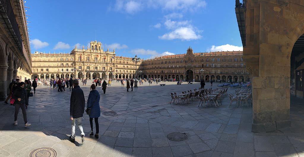 Plaza Mayor, Salamanca - by WOW Travel