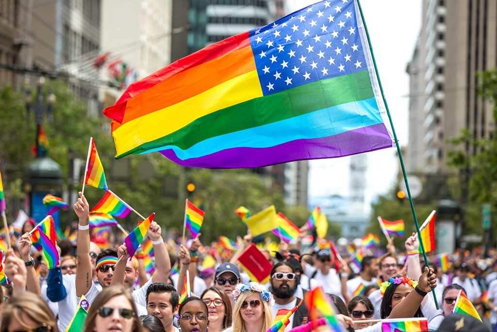 San Francisco Pride Parade, California - by Thomas Hawk / Flickr.com