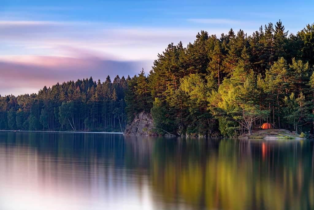 Stora Delsjön, Gothenburg - by Pasi Mämmelä / Flickr.com