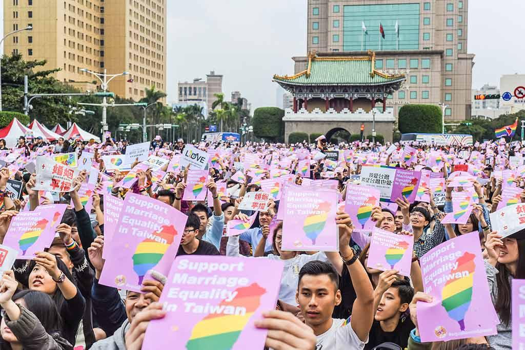 Taiwan Pride Parade, Taipei