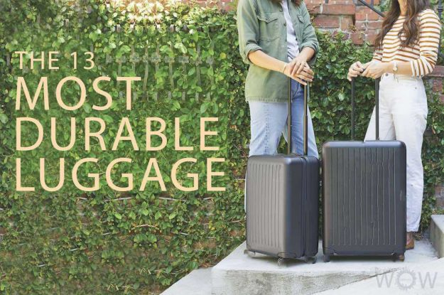 The 13 Most Durable Luggage