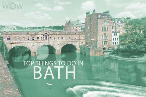 Top 10 Things To Do In Bath