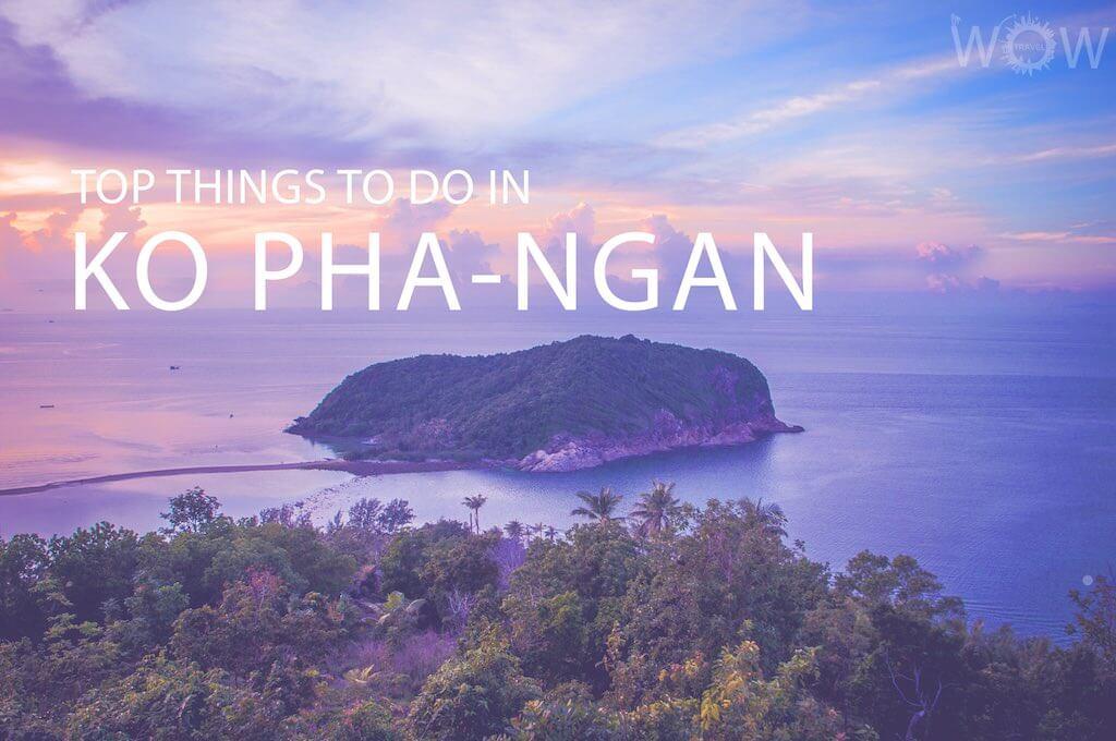 Top 12 Things To Do In Ko Pha-ngan