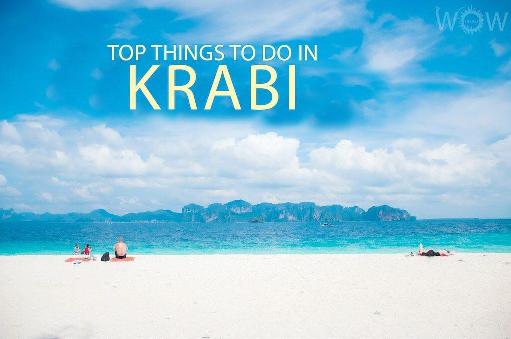 Top 12 Things To Do In Krabi