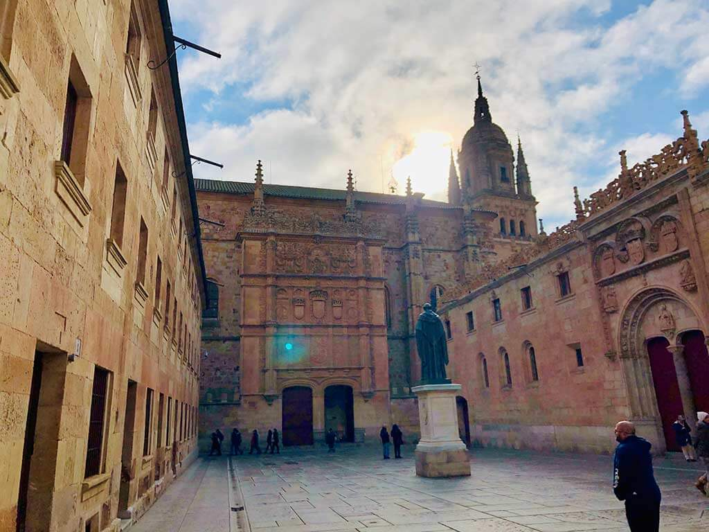 University of Salamanca - by WOW Travel