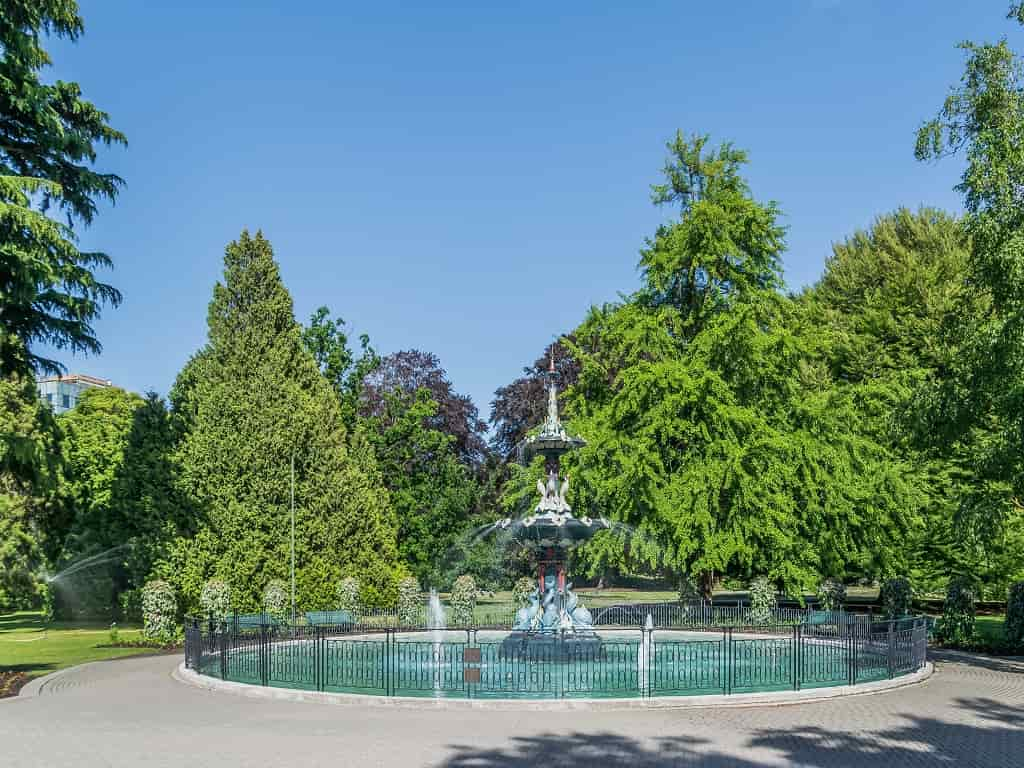 Botanic Gardens -Wikimedia.org