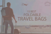15 Best Foldable Travel Bags