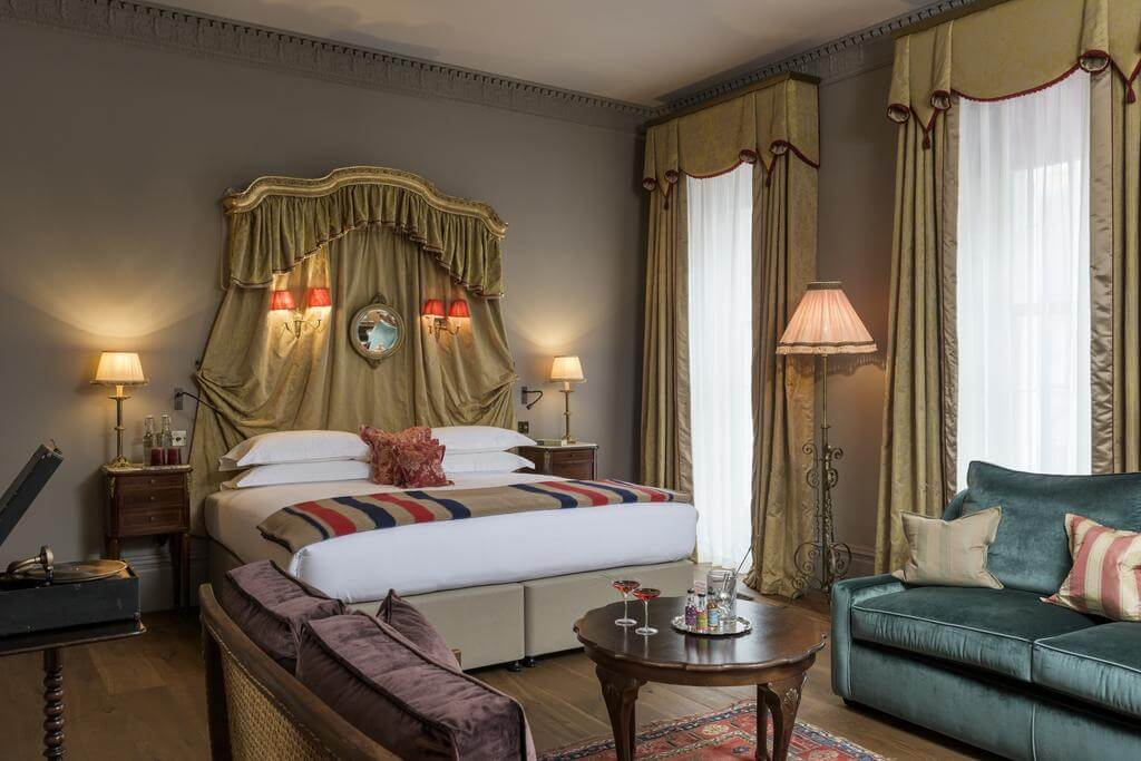 Double room, Zetter Townhouse Marylebone - by Zetter Townhouse - Booking.com