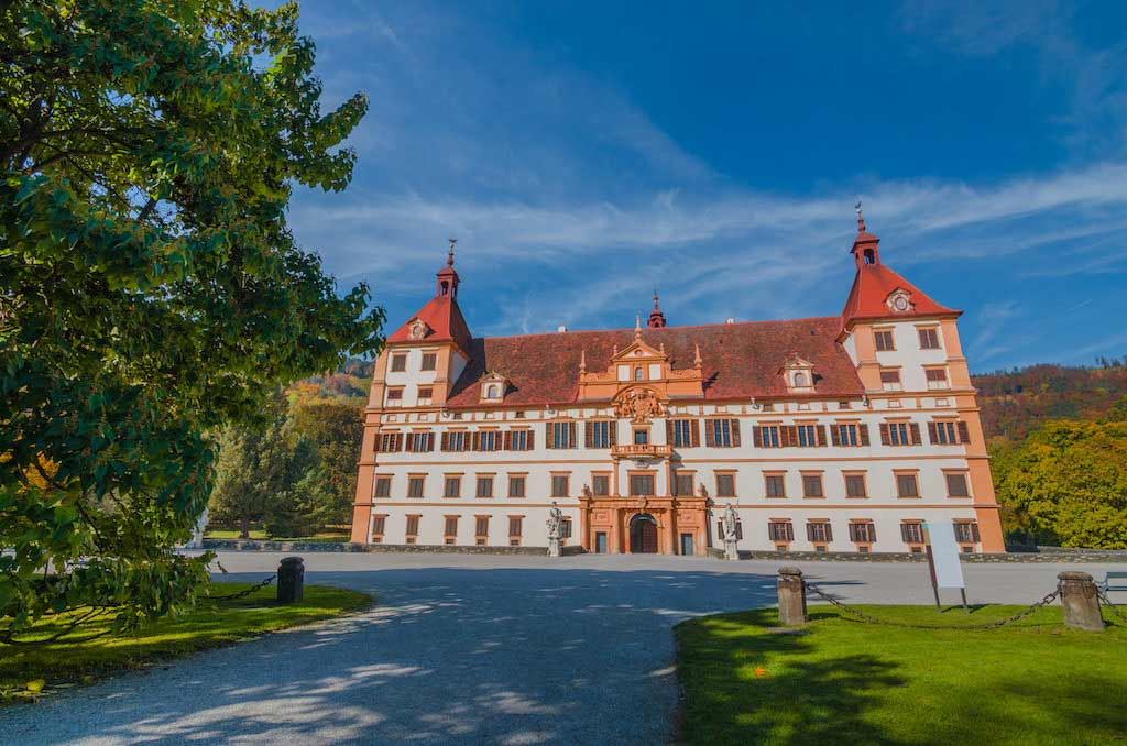 Eggenberg Palace, Graz - by Aron M / Shutterstock.com