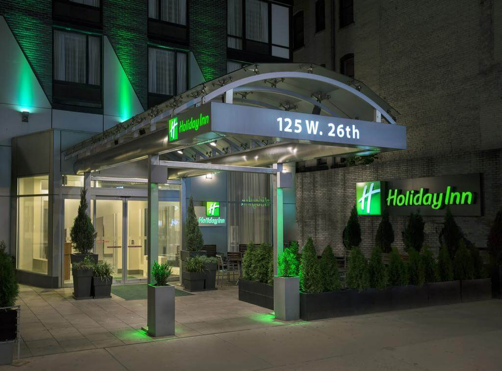 Holiday Inn 6th Ave, NYC - By Holiday Inn/Booking.com