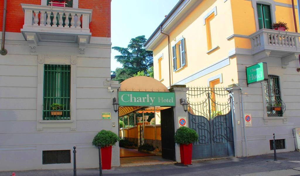 Hotel Charly - by Hotel Charly - Booking.com