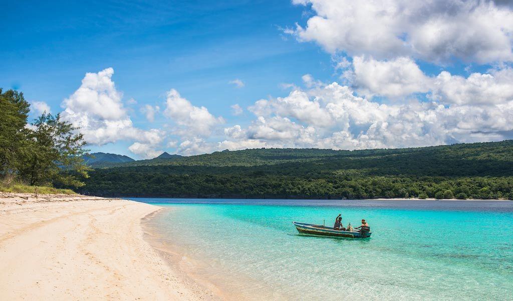Jaco Island, Timor Leste - by Andrew Kosyanenko / Shutterstock.com
