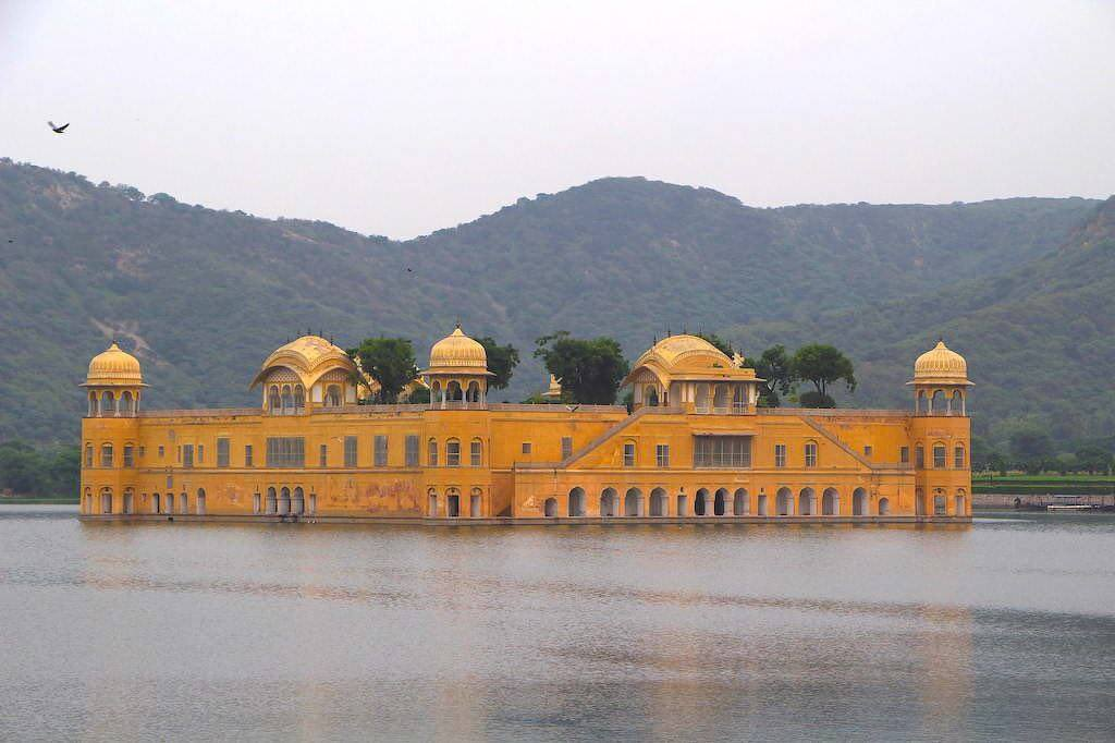 Jal Mahal, Jaipur - by WOW Travel