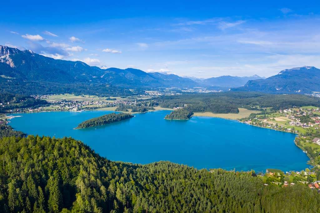 Lake Faak, Villach