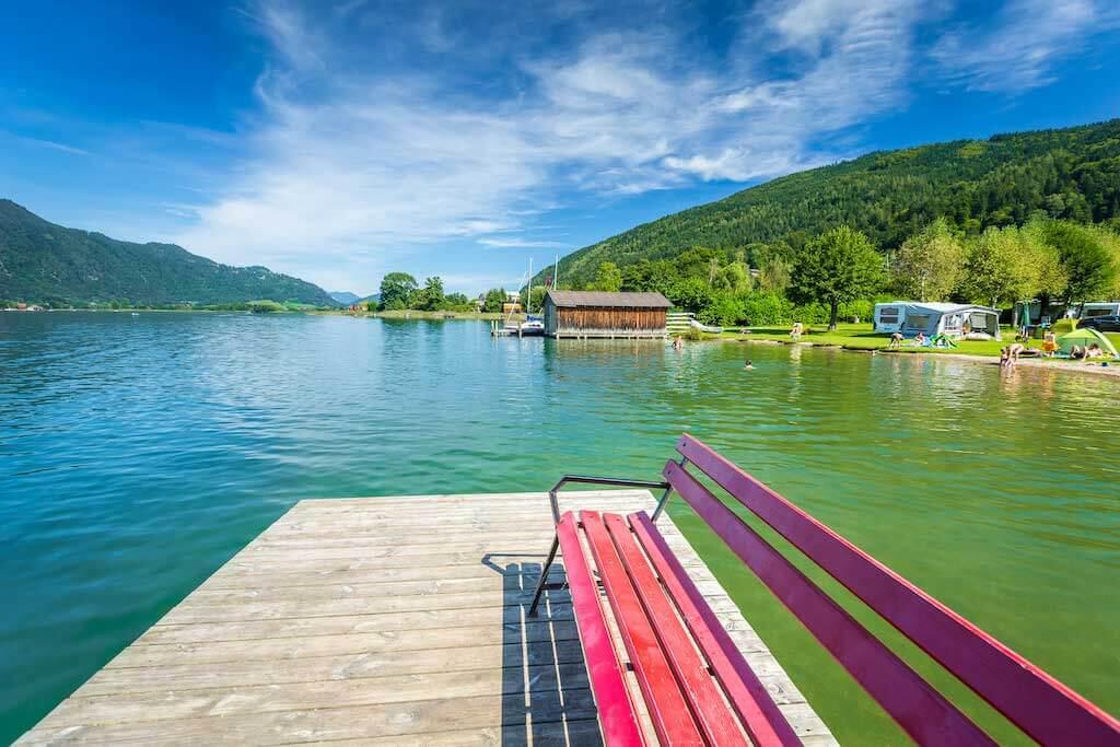 Lake Ossiach, Villach