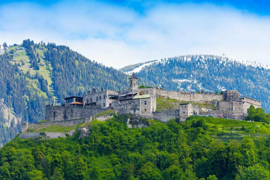 Landskron Castle, Villach