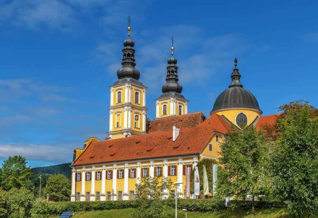 Mariatrost Basilica, Graz - by Borisb17 / Shutterstock.com