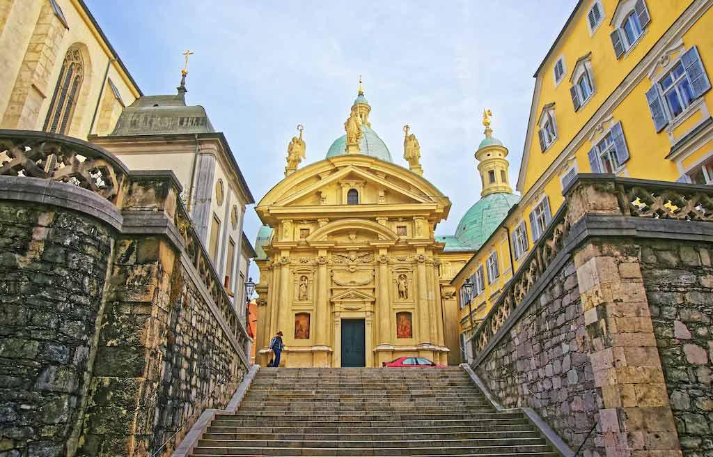 Mausoleum of Ferdinand II, Graz / Shutterstock.com