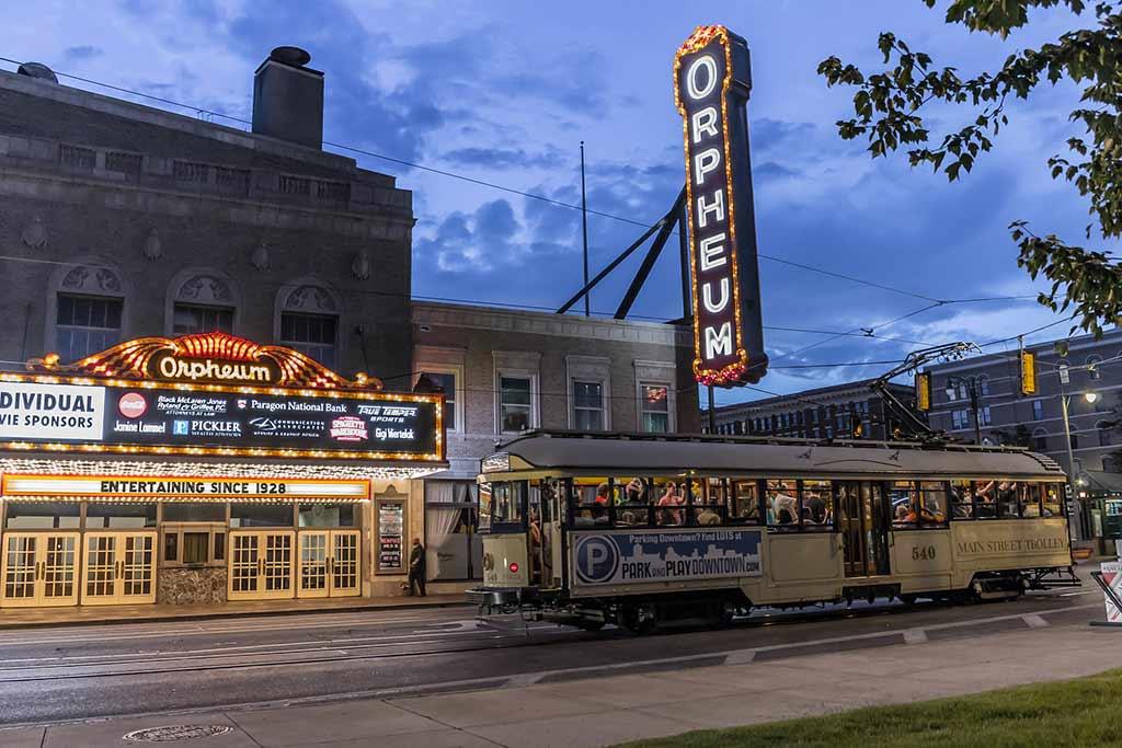 Orpheum Theater, Memphis - by Jeremy Sorrells / Flickr.com