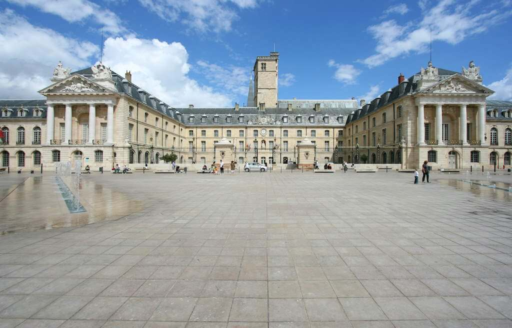 Palace of the Dukes and Estates of Burgundy, Dijon
