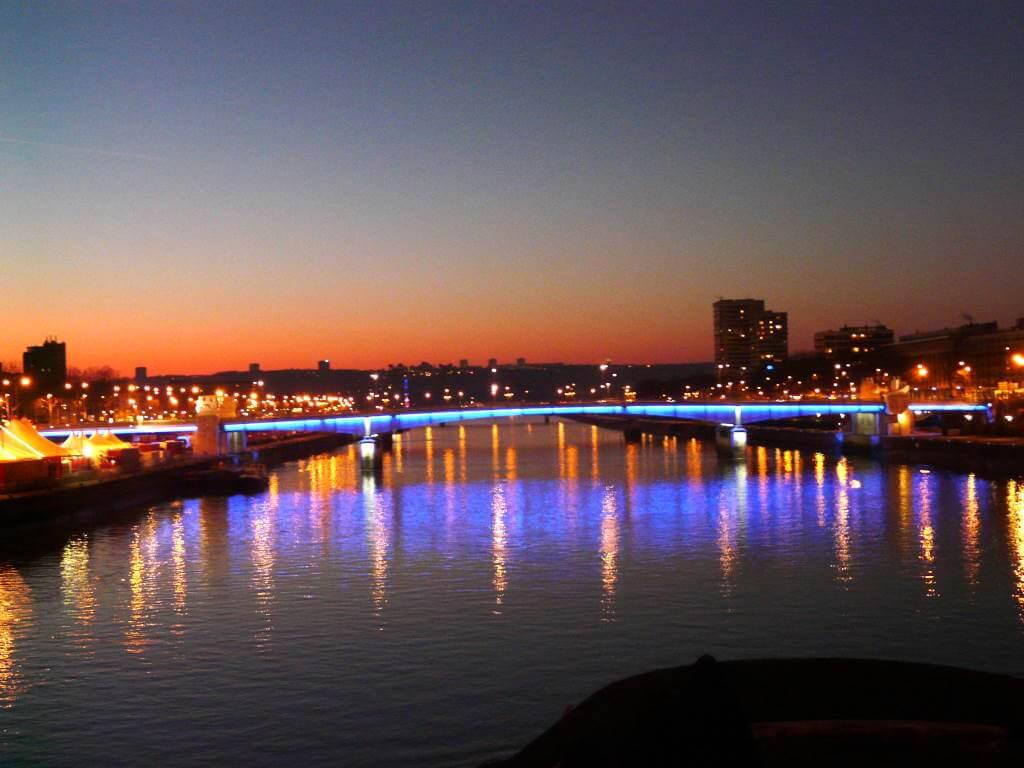 Pont Boieldieu, Rouen - by Kael Kael / Wikipedia