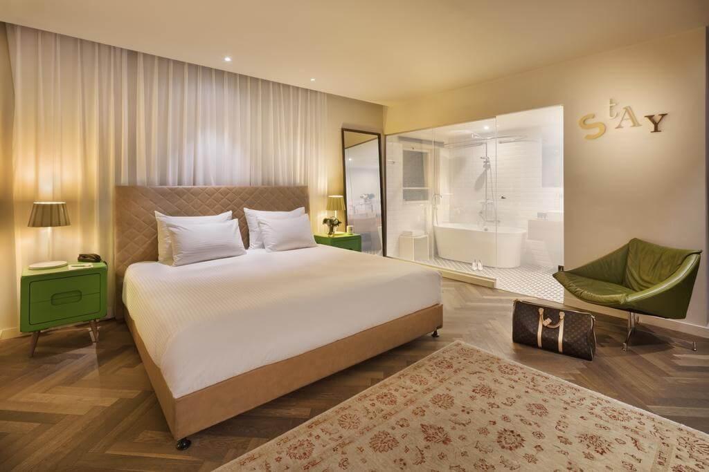 Shenkin Hotel, Tel Aviv -by Shenkin Hotel/Booking.com