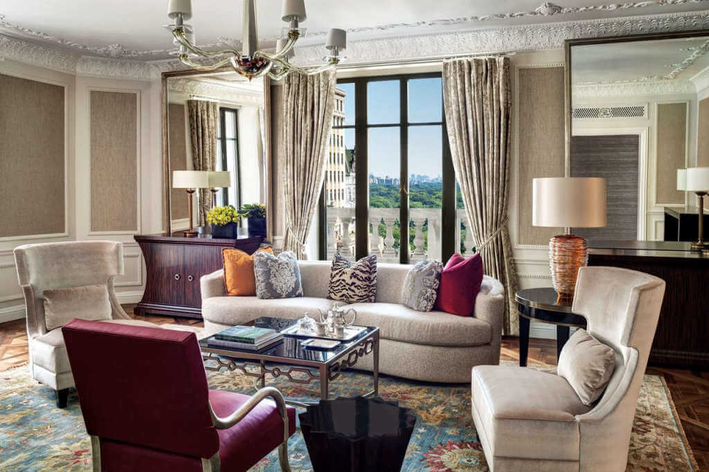 St Regis, NYC - By St Regis hotels/Booking.com