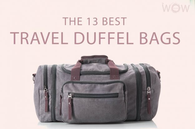 The 13 Best Travel Duffel Bags of 2020