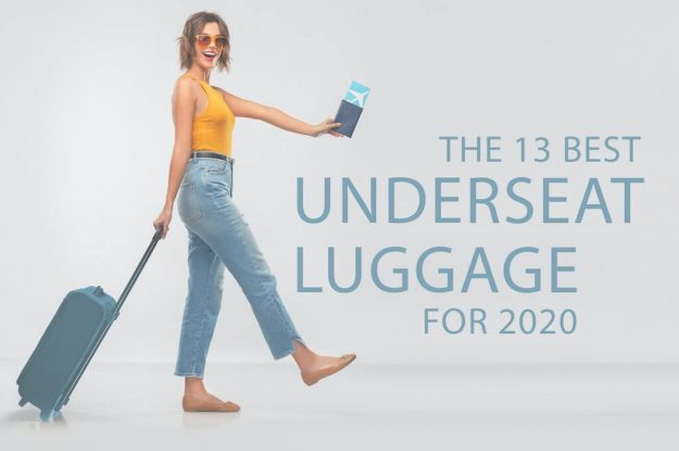 The 13 Best Underseat Luggage for 2020