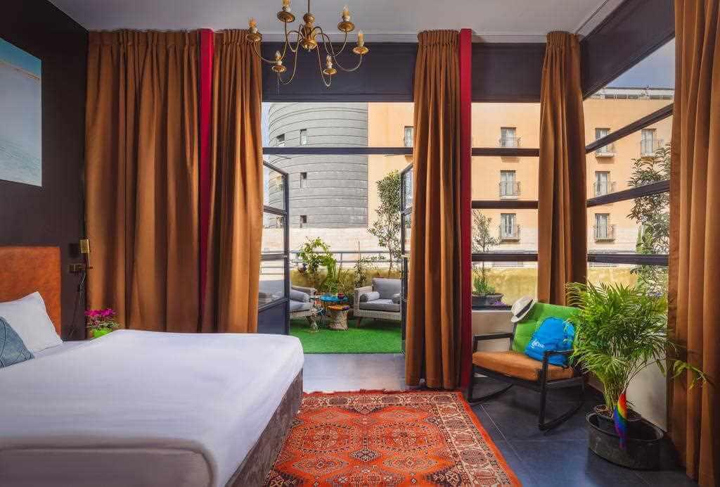 INTA Hotel, Tel Aviv -by INTA Hotel/Booking.com