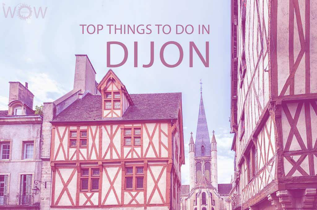 Top 10 Things To Do In Dijon