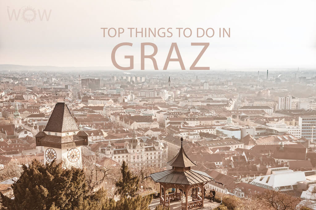 Top 10 Things To Do In Graz