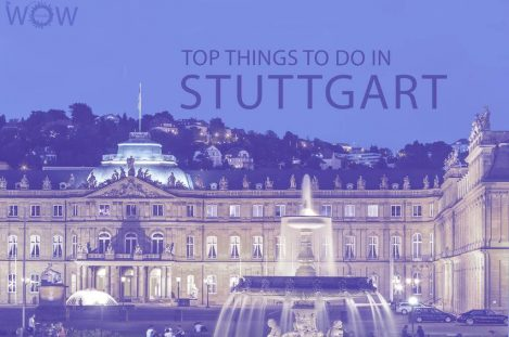 Top 10 Things To Do In Stuttgart
