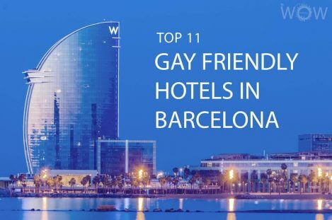 Top 11 Gay Friendly Hotels In Barcelona - by Robson90 / Shutterstock.com