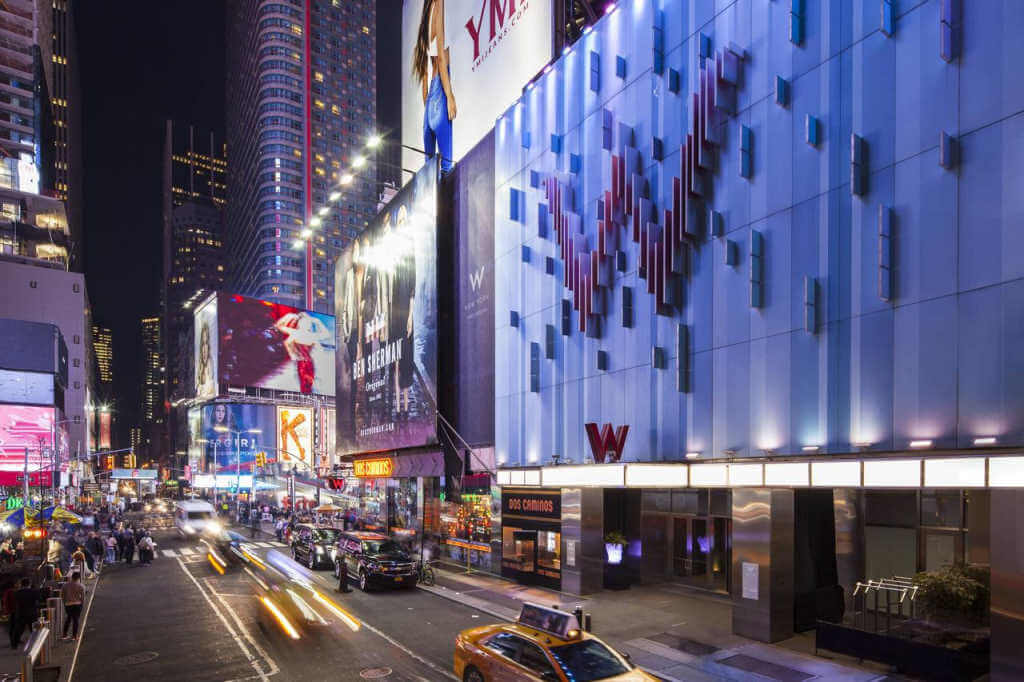 W Times Square, NYC - by W hotels_Booking.com