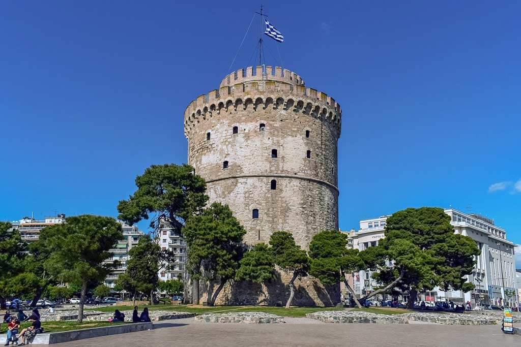 White Tower, Thessaloniki - by Dimitris Vetsikas / Pixabay.com
