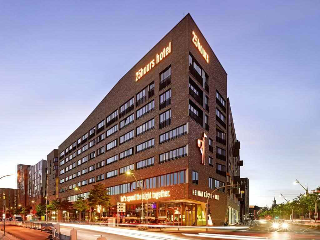 25hours Hotel, Hamburg, Germany -by 25hours Hotel/Booking.com
