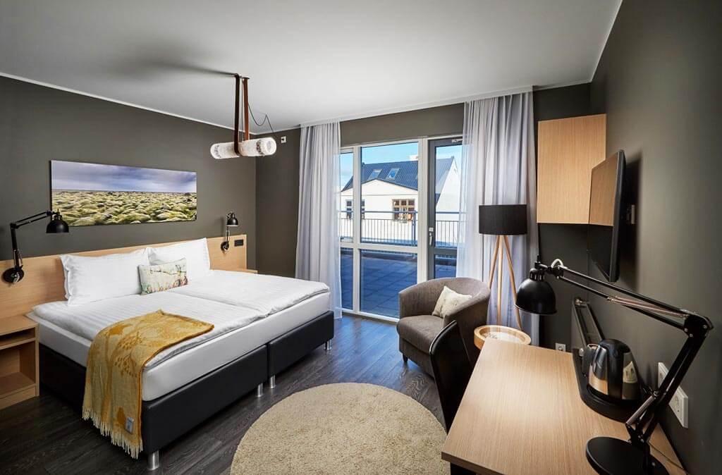 Alda Hotel, Reykjavik - by - Alda Hotel / Booking.com