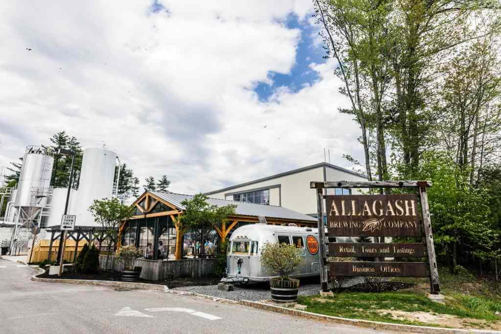 Allagash Brewing Company, Portland Maine, USA -by Allagash Brewing/Flickr.com