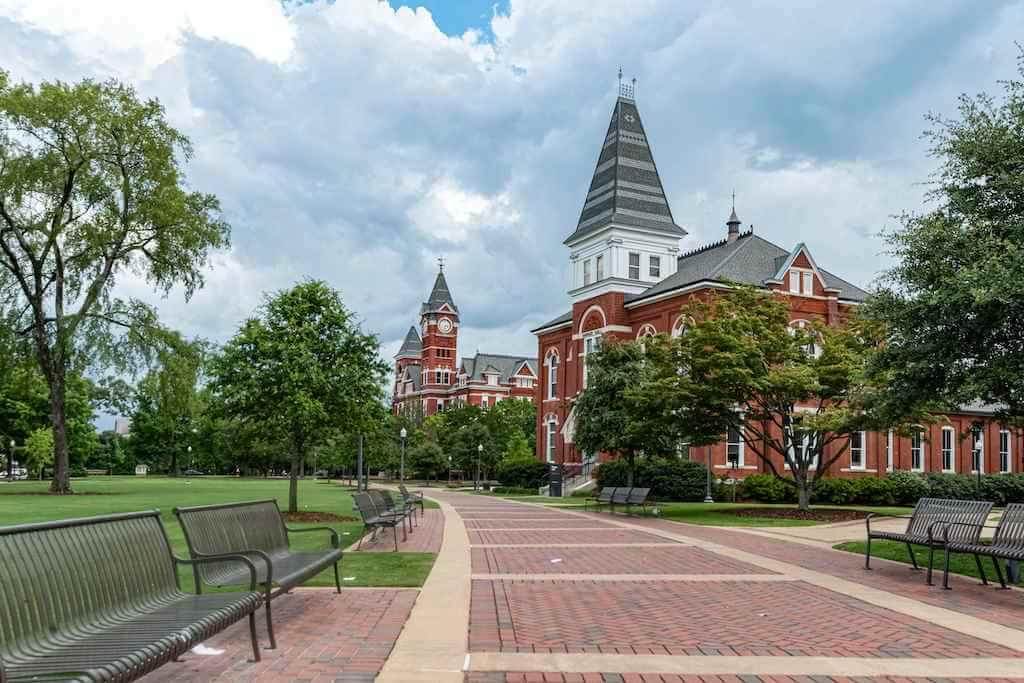 Auburn, Alabama, USA -by JNix/Shutterstock.com