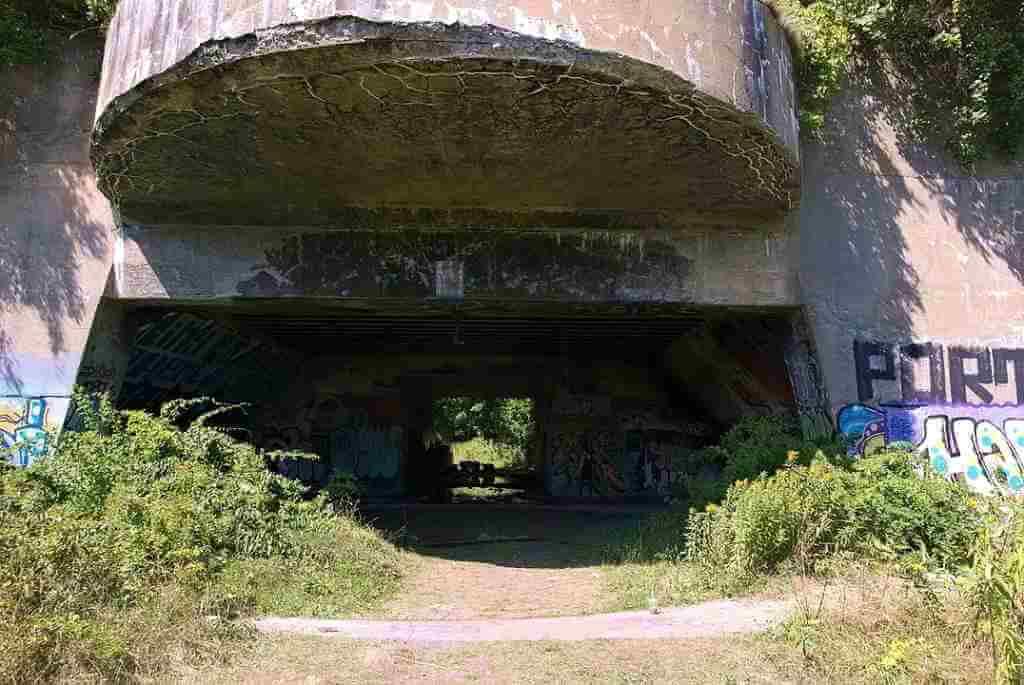 Battery Steele, Portland Maine, USA -by Reagle/Wikipedia.org