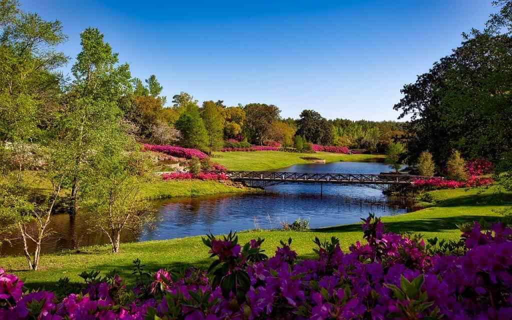 Bellingrath Gardens, Alabama, USA -by Pixabay.com
