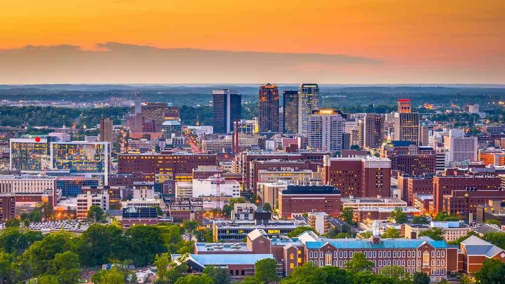 Birmingham, Alabama, USA -by Shutterstock.com