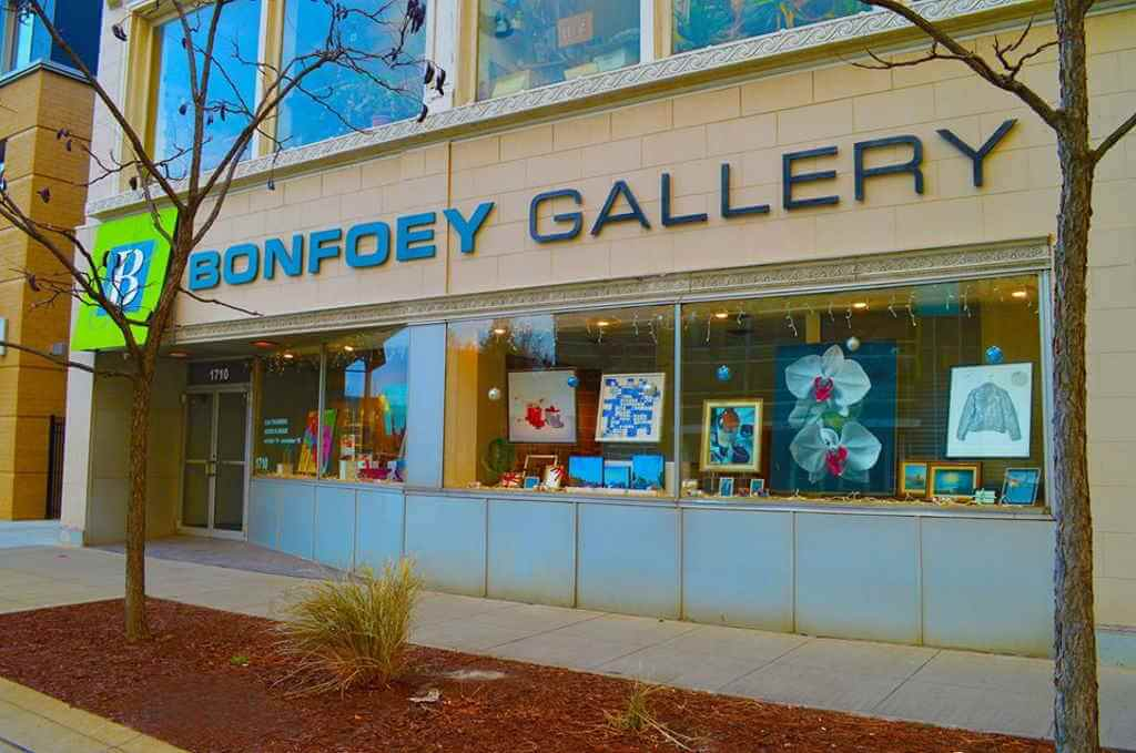 Bonfoey Gallery, Cleveland -by Bonfoey Gallery/Facebook.com