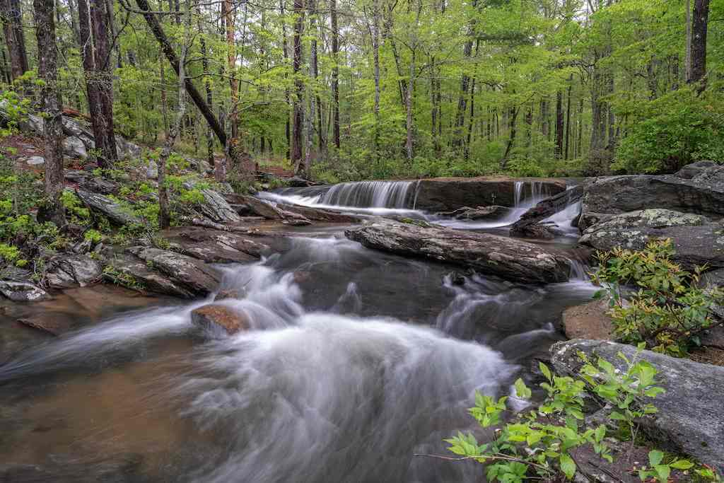 Cheaha State Park, Oxford, Alabama -by Shutterstock.com
