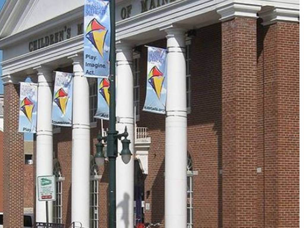 Children's Museum and Theatre of Maine, Portland By Kitetails Wikimedia
